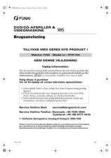 Buy Funai DPVR-7530D E8BA4ED(FI) 0224 2 Service Schematics by download #161932