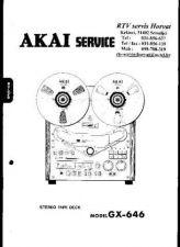 Buy AKAI GX646 by download #125368