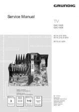 Buy Grundig CUC1826B Service Manual by download #153845