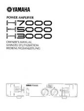 Buy Yamaha H7000E Operating Guide by download Mauritron #204709