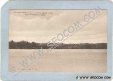 Buy CT Moodus Postcard East Shore Lake Bashan ct_box3~1156