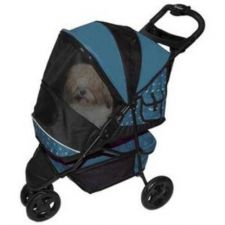 Buy Pet Gear Special Edition Pet Stroller Blueberry