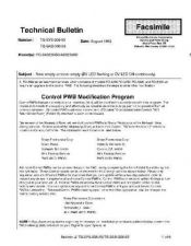 Buy Sharp TBS93006 Technical Bulletin by download #139156