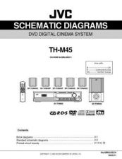 Buy JVC TH-M45 sch Service Manual by download #156558