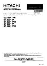 Buy HITACHI No 02916EFG Service Data by download #147252