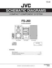 Buy JVC 22052SCH Service Schematics by download #120246