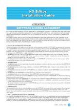 Buy Yamaha KXEDITOR_EN_IG_A0 Operating Guide by download Mauritron #203782
