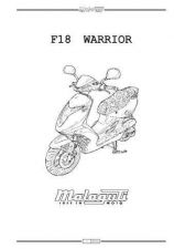 Buy Malaguti F 18 Warrior Service Manual by download Mauritron