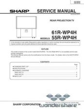 Buy Sharp 552 FO135GR SM Manual by download #178667