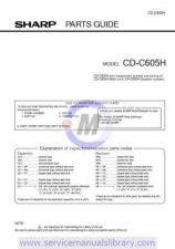 Buy Sharp CDC75H-CPC75 SM GB-DE-FR(1) Manual by download #179962