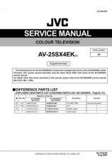 Buy JVC 51521B Service Schematics by download #121676