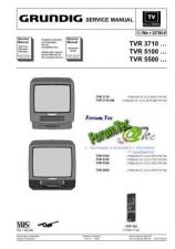 Buy Grundig TVR3710,5100,5500 Manual by download Mauritron #185542