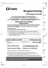 Buy Funai HD-A2835 A2885 DA BR1 Operating Guide by download #162555