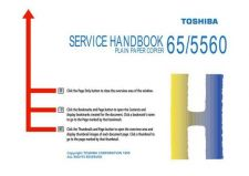 Buy Toshiba 6560 HB Service Manual by download #139233