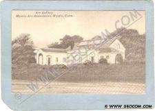 Buy CT Mystic Postcard Art Gallery Mystic Art Association ct_box3~1541