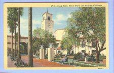 Buy CA Los Angeles South Patio Union Depot View Park like Setting Walkway Lead~2