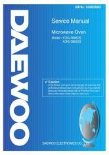 Buy Daewoo G36852S002(r) Service Manual by download #160701
