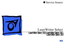 Buy APPLE LASERWRITER SELECT Service Manual by download #149946