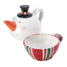 Buy Snowman Tea In One Set