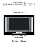 Buy Funai T30002-1D (NLC-3004)SERVICE MANUAL PAL Operating Guide by download #162985