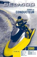 Buy SEADOO SMO2000 002F Service Manual by download #157645