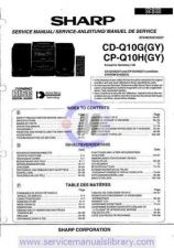 Buy Sharp CDS200H SM GB-DE-FR(1) Manual by download #180086