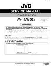 Buy JVC 52029B Service Schematics by download #122261