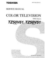 Buy Toshiba TZ Series Service Manual by download #160518