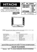 Buy HITACHI 02002 Manual by download Mauritron #185706