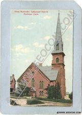 Buy CT Meriden Postcard First Methodist Episcopal Church ct_box3~1274