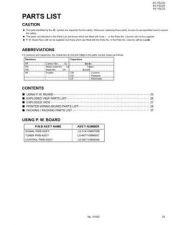 Buy JVC 51932PAR Service Schematics by download #122014