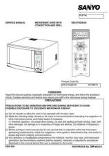 Buy Sanyo Service Manual For EM-5641 DOORS Manual by download #175738