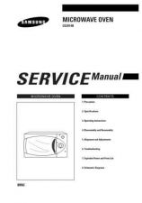 Buy Samsung CE2914R BWTSMSC101 Manual by download #163868