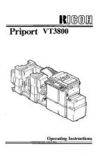 Buy Savin RICOH 3800OPIN Service Schematics by download #157462