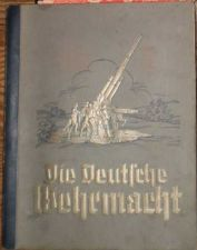 Buy GER German WWII 1936 Die Deutsche Wehrmacht picture book The German Wehrma~3