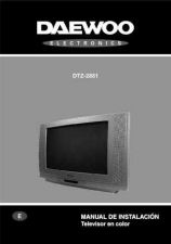 Buy Deewoo DTZ-2881 (E) Operating guide by download #167851