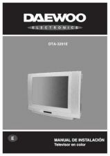 Buy Deewoo DTA-32W9E (S) Operating guide by download #167768