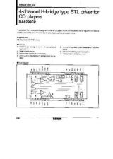 Buy INTEGRATED CIRCUIT DATA BA6299J Manual by download Mauritron #186641