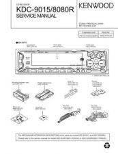 Buy KENWOOD KDC-83R Technical Info by download #148162