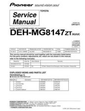 Buy PIONEER C3277 Service Data by download #152920