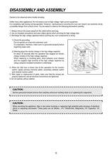 Buy Daewoo KOT CONTROL PANEL CHANGE GUIDE Manual by download Mauritron #184597