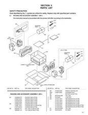 Buy JVC 82811PAR Service Schematics by download #122650