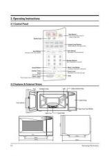 Buy Samsung MW7896W XAA10029105 Manual by download #164855