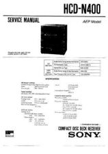 Buy SONY HCDN701 CDC-1409 by download #159532