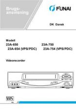 Buy Funai DK23A-650 Manual by download #161735