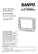 Buy Sanyo CE21DN9-B-0 Manual by download #171510