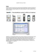 Buy PALM SID3-REVIEWERS-GUIDE by download #127352