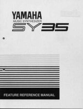 Buy Yamaha SY35E2 Operating Guide by download Mauritron #205358