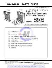 Buy Sharp AREB3 SM GB Manual by download #179587