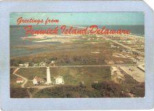 Buy DE Fenwick Island Lighthouse Postcard Greetings from Fenwick Island showin~115